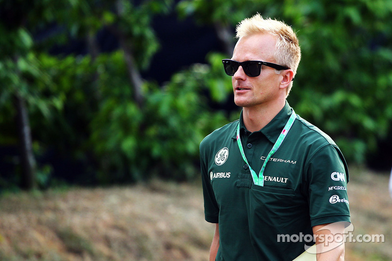 Kovalainen has 'big chance' of 2014 return - Fernandes