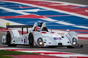 ALMS Race report Strong LMPC debut for Starworks cut short at COTA