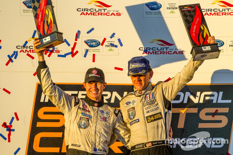 Tucker and Briscoe take Level 5 to victory in Texas - video