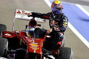 Formula 1 Breaking news FIA to brief drivers after Webber-Alonso mischief