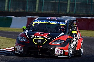 WTCC Race report Münnich Motorsport again with point rankings in Suzuka