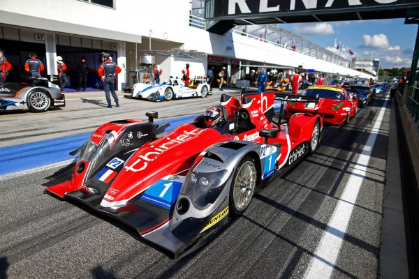 26 cars on the grid for the ELMS finale at the Paul Ricard Circuit
