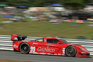 Grand-Am Race report Alex Gurney and Jon Fogarty finish 3rd at Lime Rock Park season finale