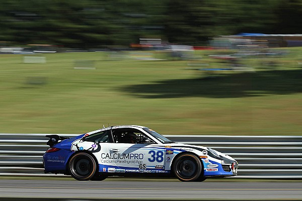 Grand-Am  Pumpelly brings home podium and GX Championship for BGB Motorsports