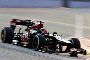 Formula 1 Breaking news Raikkonen to assess back injury in Korea practice