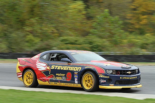 Grand-Am Stevenson Motorsports closes GRANDAM era with a CTSCC second place at Lime Rock Park
