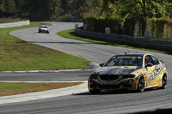 Grand-Am Lime Rock: Carter and Plumb put another CTSCC season in the book