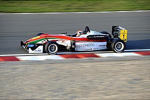 F3 Europe Race report Tough weekend for Raffaele Marciello at Zandvoort