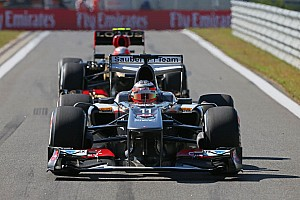 Formula 1 Commentary Sauber closing on 2014 Ferrari engine deal