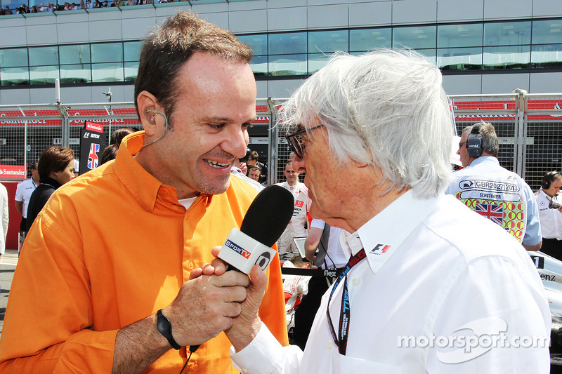 Kaltenborn now rules out Barrichello for 2014