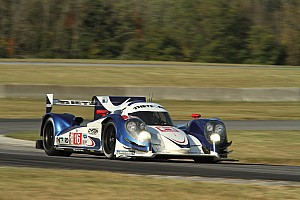 ALMS Race report After leading 31 laps, Dyson Racing ended up finishing in second place at VIR