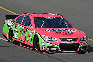 NASCAR Cup Race report Early ending for Patrick at Kansas