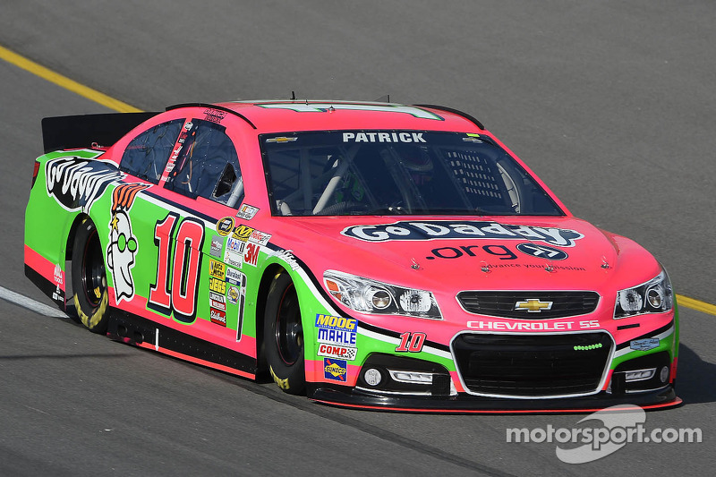 Early ending for Patrick at Kansas