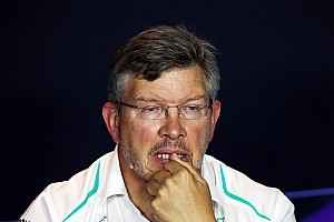 Formula 1 Rumor Brawn to leave Mercedes - report