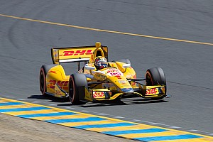 IndyCar Race report Andretti Autosport hits the streets of Houston for Race 2