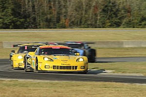 ALMS Race report Corvette Racing at VIR: A 10th ALMS team championship