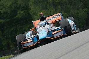 IndyCar Race report Ups and downs for Barracuda Racing on day 2 at Houston