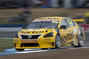 Supercars Preview Nissan Motorsports ready for Bathurst