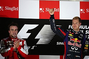 Formula 1 Commentary Rest of career will show if Vettel great - Alonso
