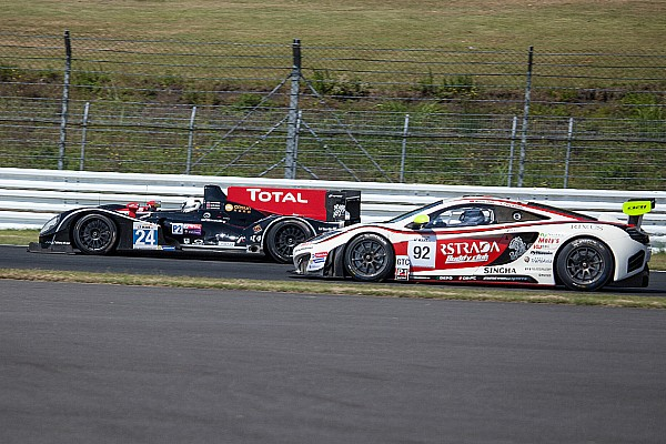 Teams complete test day aheasd the 3 Hours of Zhuhai
