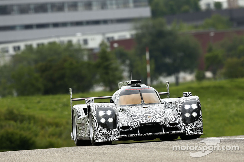 Lieb, Hartley on tap for Porsche LMP1 team