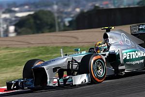 Formula 1 Commentary Brawn exit won't 'derail' Mercedes - Hamilton