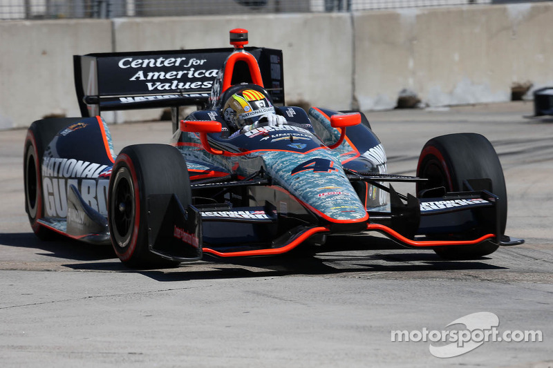Rahal Letterman Lanigan Racing will be backed by the National Guard in 2014