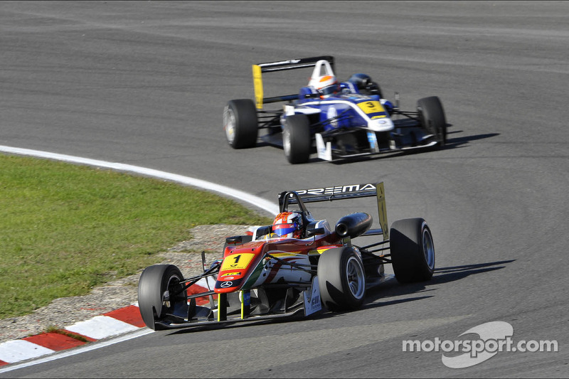 Marciello and Lynn share Vallelunga Pole honours