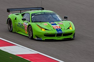 WEC Qualifying report Krohn Racing Ferrari will start in 7th place in 6 Hours of Fuji
