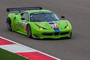 WEC Qualifying report Krohn Racing Ferrari will start in 7th place in 6 Hours of Fuji