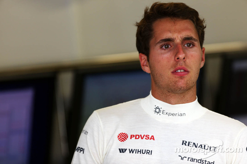 Juncadella plays down Williams debut reports