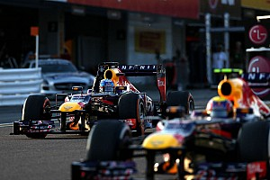 Formula 1 Preview Infiniti Red Bull drivers ready for Indian challenge