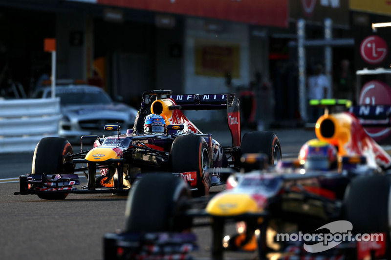 Infiniti Red Bull drivers ready for Indian challenge