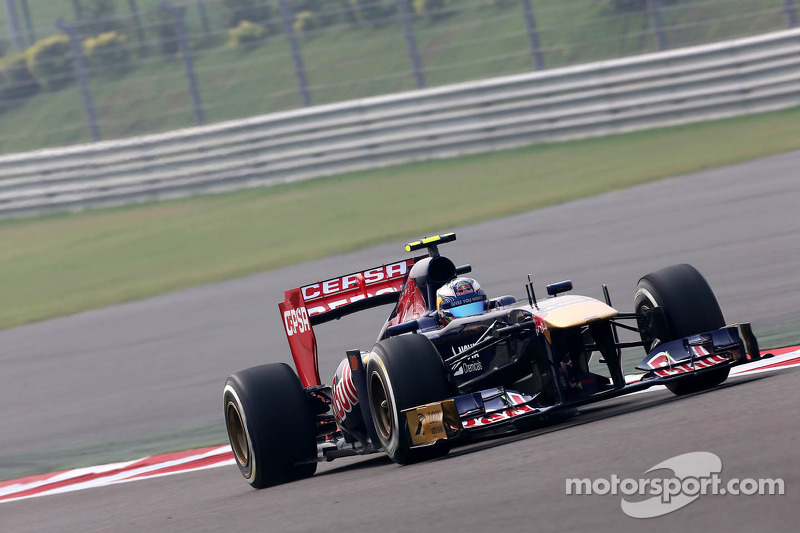 Difficult Friday for STR drivers at India