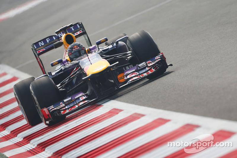 Vettel dominance continues at Buddh International Circuit