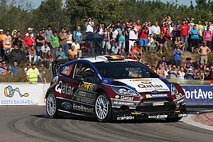 WRC Leg report Solid start for Qatar M-Sport in Spain