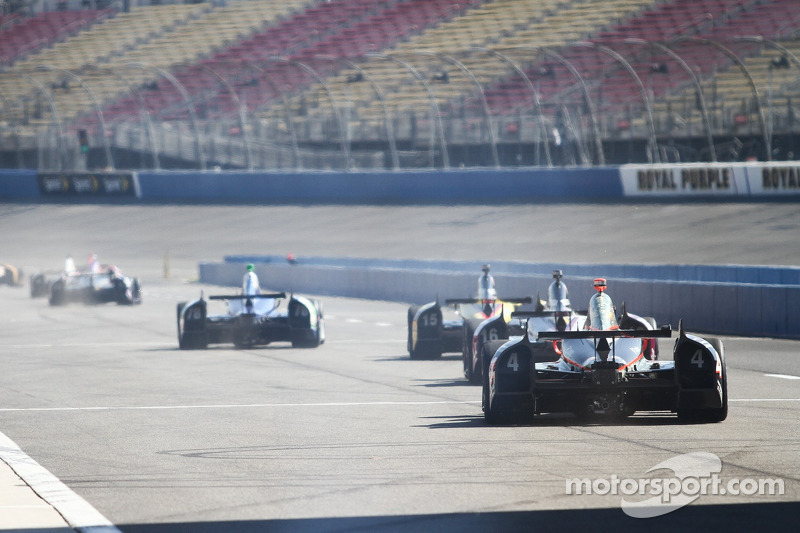 The 2014 IndyCar season is already a wash