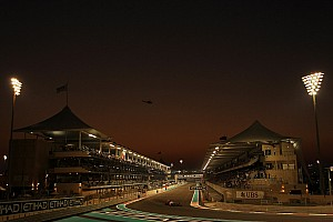 Formula 1 Preview Renault Sport F1 look on upcoming Abu Dhabi GP