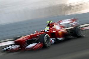 Formula 1 Qualifying report Abu Dhabi GP - Fourth row for Massa, sixth for Alonso