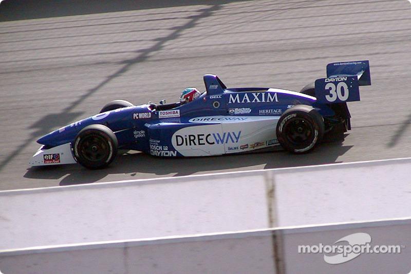 This Week in Racing history (November 3-9)
