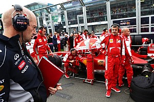 Formula 1 Breaking news Newey reveals he turned down Ferrari offer