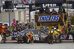 NASCAR Cup Analysis Kyle Busch: Texas roller coaster