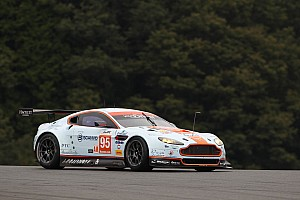WEC Race report Early end after dominating performance of Young Driver AMR at Shanghai