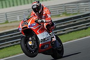 MotoGP Testing report Ducati Team concludes Valencia IRTA post-race test