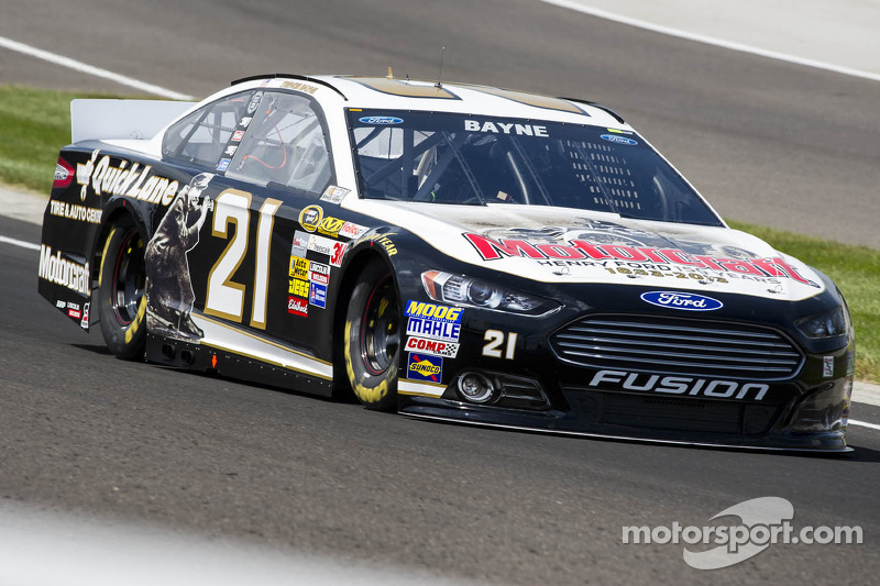 Ford championship weekend a fitting end for Wood Brothers' 63rd season