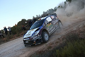 WRC Race report Neuville and Evans remain on target in Wales