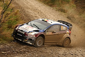 WRC Leg report Neuville and Evans on the road to success