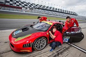 IMSA Breaking news Scuderia Corsa prepares for 2014 with two Ferrari 458 Italias