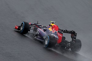 Formula 1 Practice report Red Bull had a productive day in São Paulo