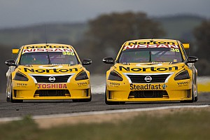 Supercars Race report Michael Caruso puts Nissan Motorsport inside top 10 at Phillip Island